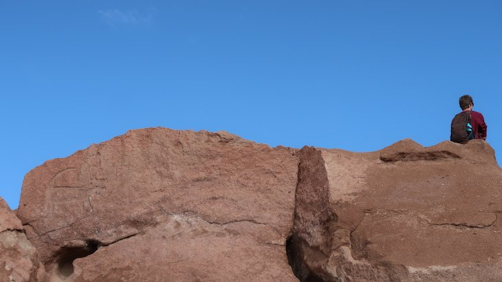 Hierbas Buenas - Tour do Vale do Arco-Íris - Deserto no Atacama - Chile © Viaje Comigo