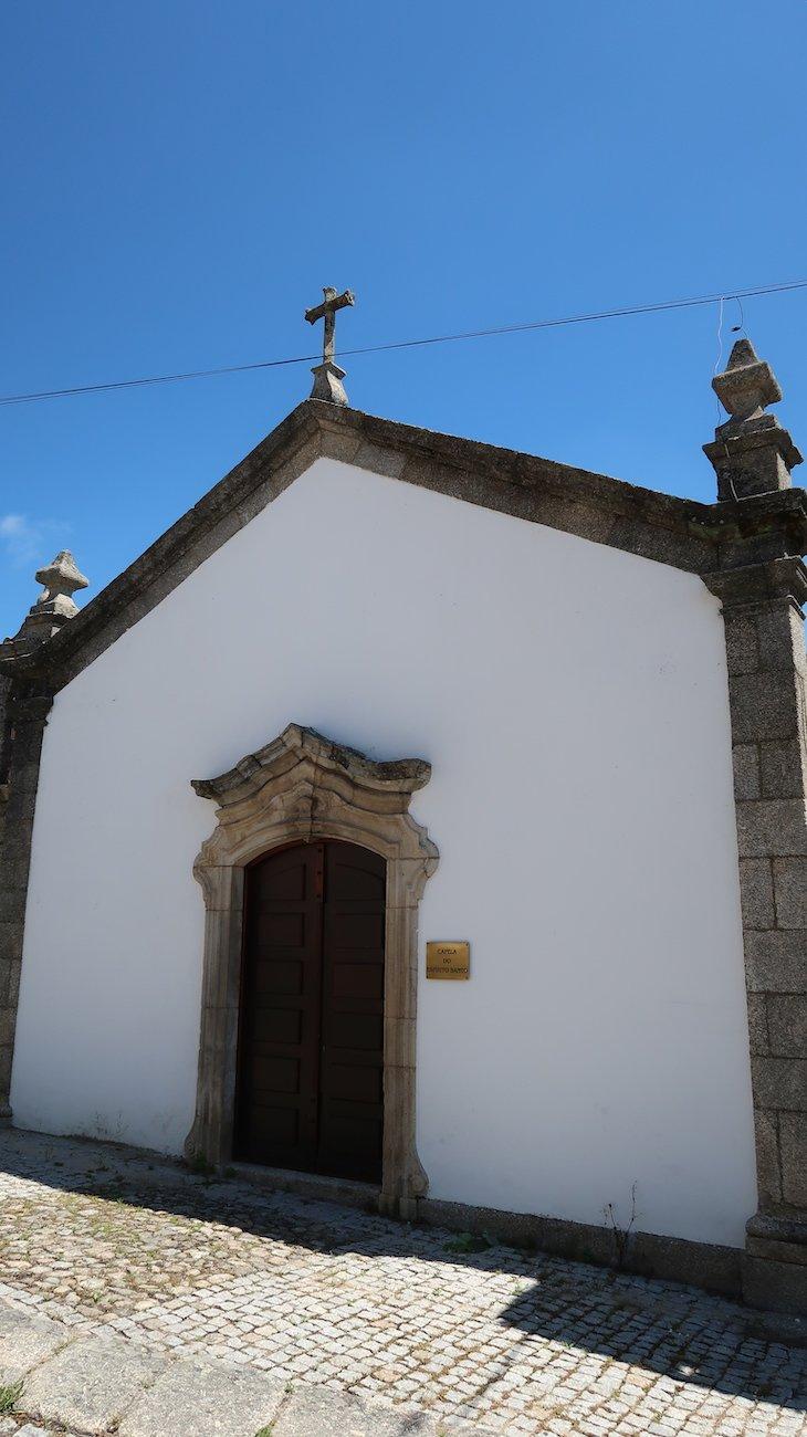Capela do Espírito Santo - Vila de Alpedrinha - Fundão - Portugal © Viaje Comigo