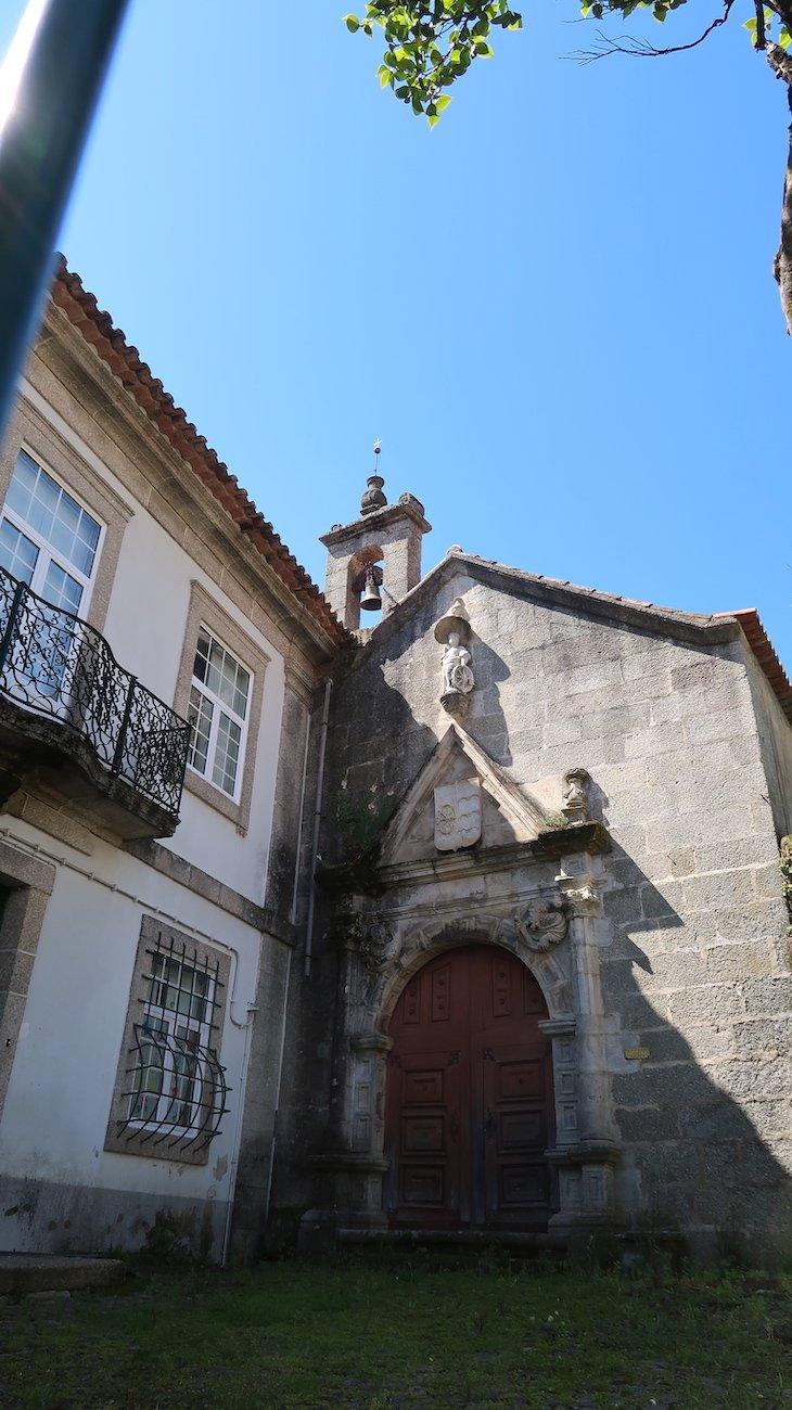 Capela de Santa Catarina - Vila de Alpedrinha - Fundão - Portugal © Viaje Comigo