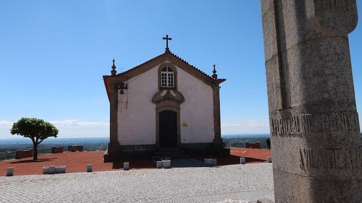 Capela Santo António - Vila de Alpedrinha - Fundão - Portugal © Viaje Comigo