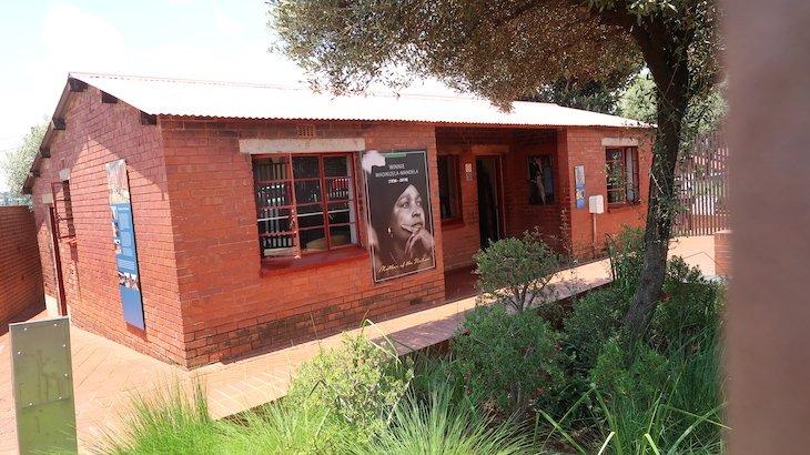 Casa de Mandela - Soweto - Joanesburgo - África do Sul © Viaje Comigo