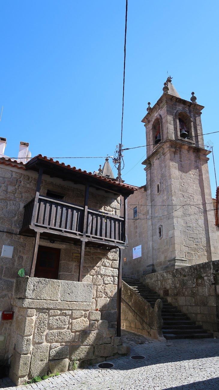 Vila de Alpedrinha - Fundão - Portugal © Viaje Comigo