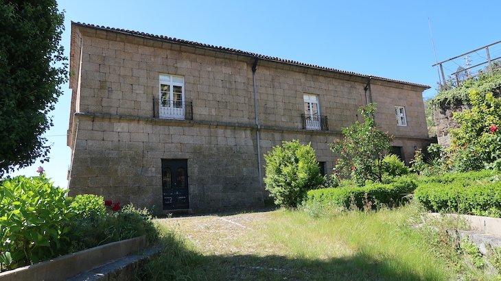 Casa da Comenda - Vila de Alpedrinha - Fundão - Portugal © Viaje Comigo