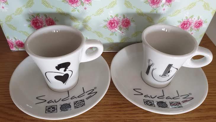 Chávenas de café (Made in Portugal) - Saudad3 © Viaje Comigo