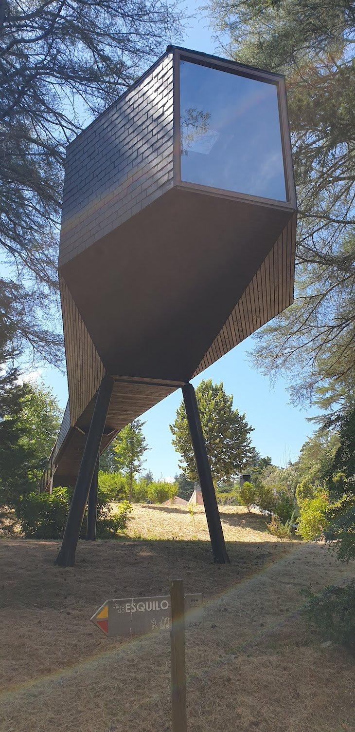 Eco Houses no Parque Pedras Salgadas - Vila Pouca de Aguiar © Viaje Comigo