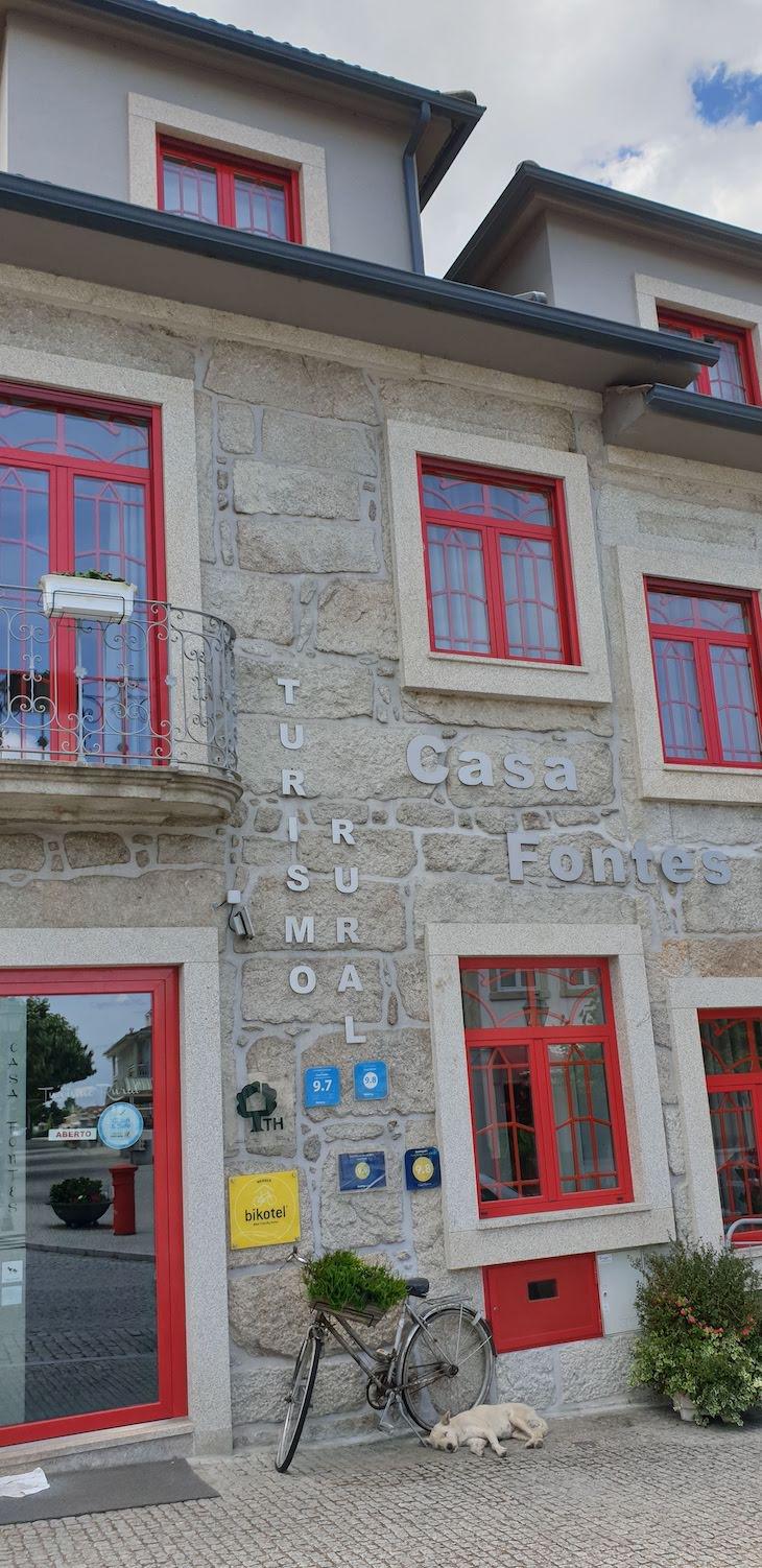 Casa Fontes - Pedras Salgadas - Vila Pouca de Aguiar - Portugal © Viaje Comigo
