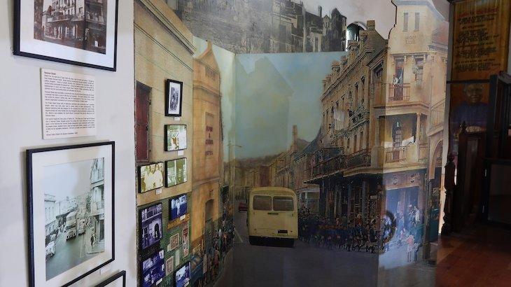 District Six Museum - Cidade do Cabo - África do Sul © Viaje Comigo