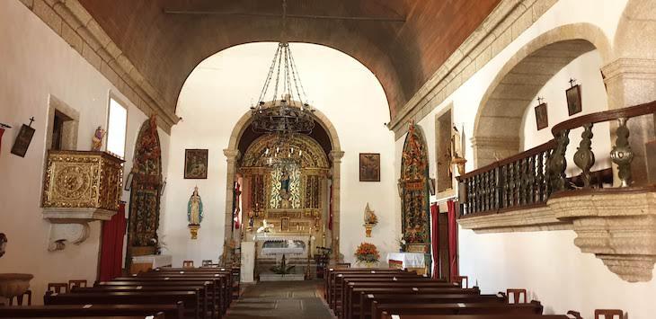 Igreja da Misericórdia – Vila de Alpedrinha – Fundão – Portugal © Viaje Comigo