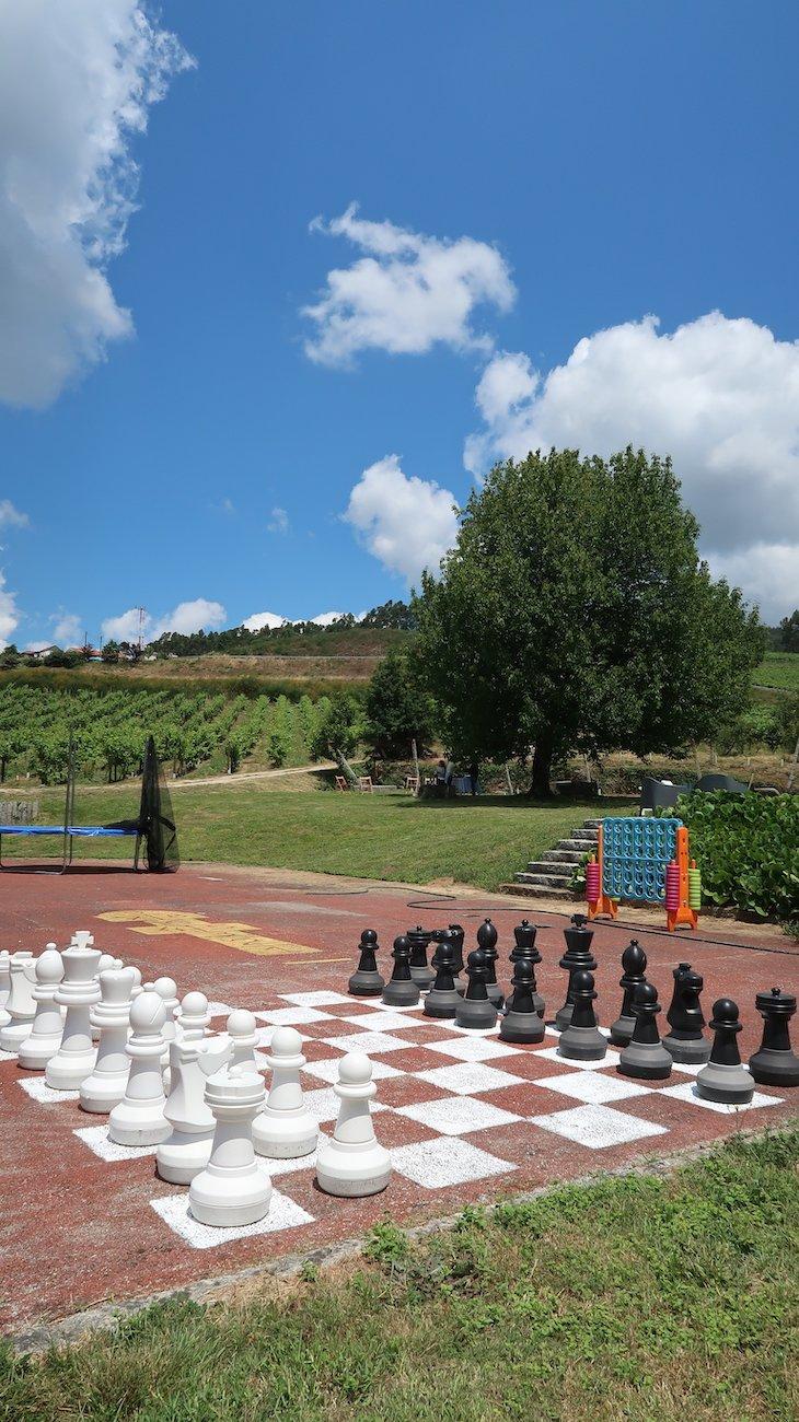 Jogos na Quinta de Lourosa - Lousada © Viaje Comigo
