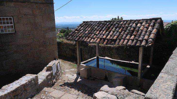 Tanques de lavar roupa - Vila de Alpedrinha - Fundão - Portugal © Viaje Comigo