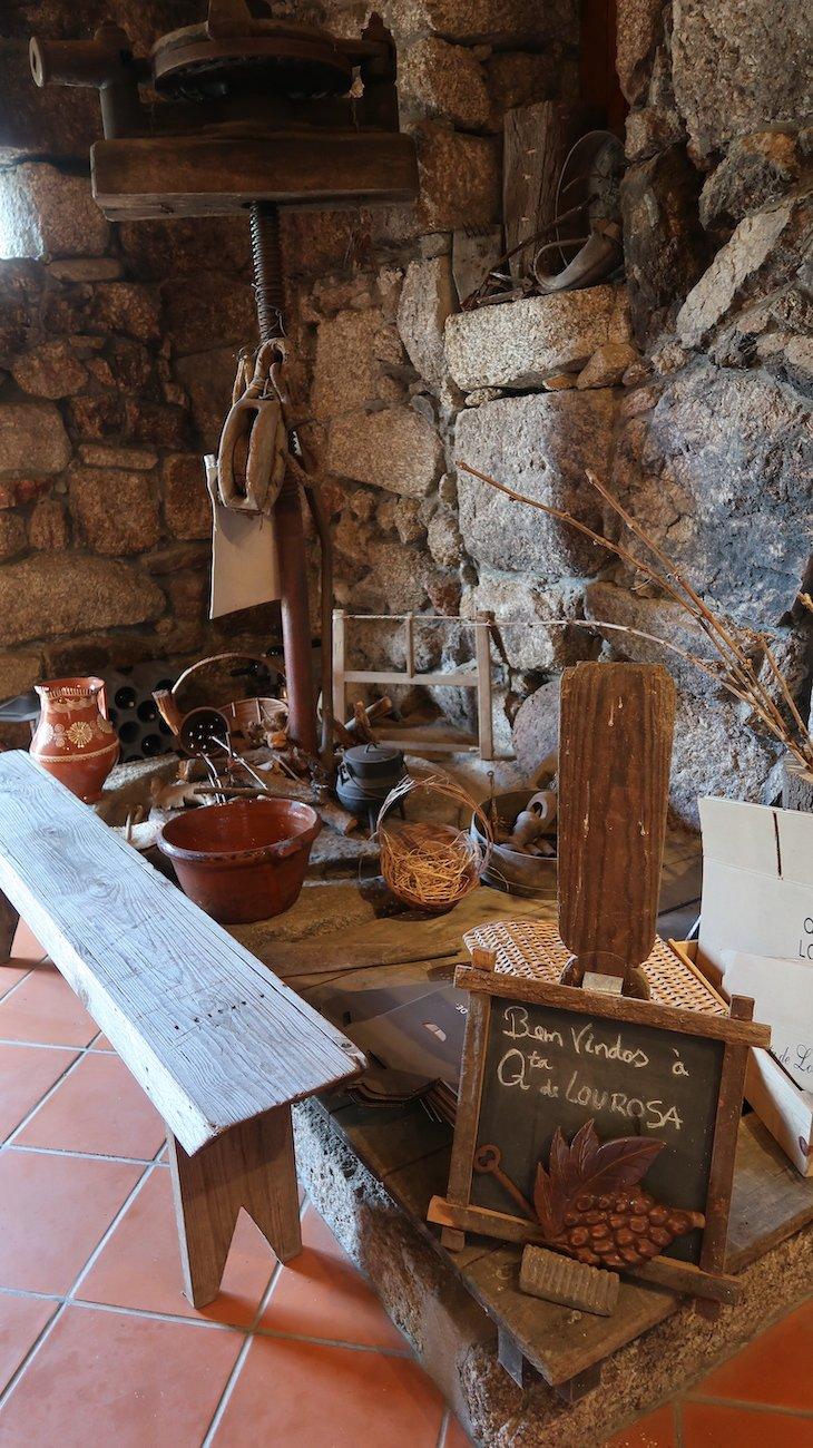 Loja da Quinta de Lourosa - Lousada © Viaje Comigo