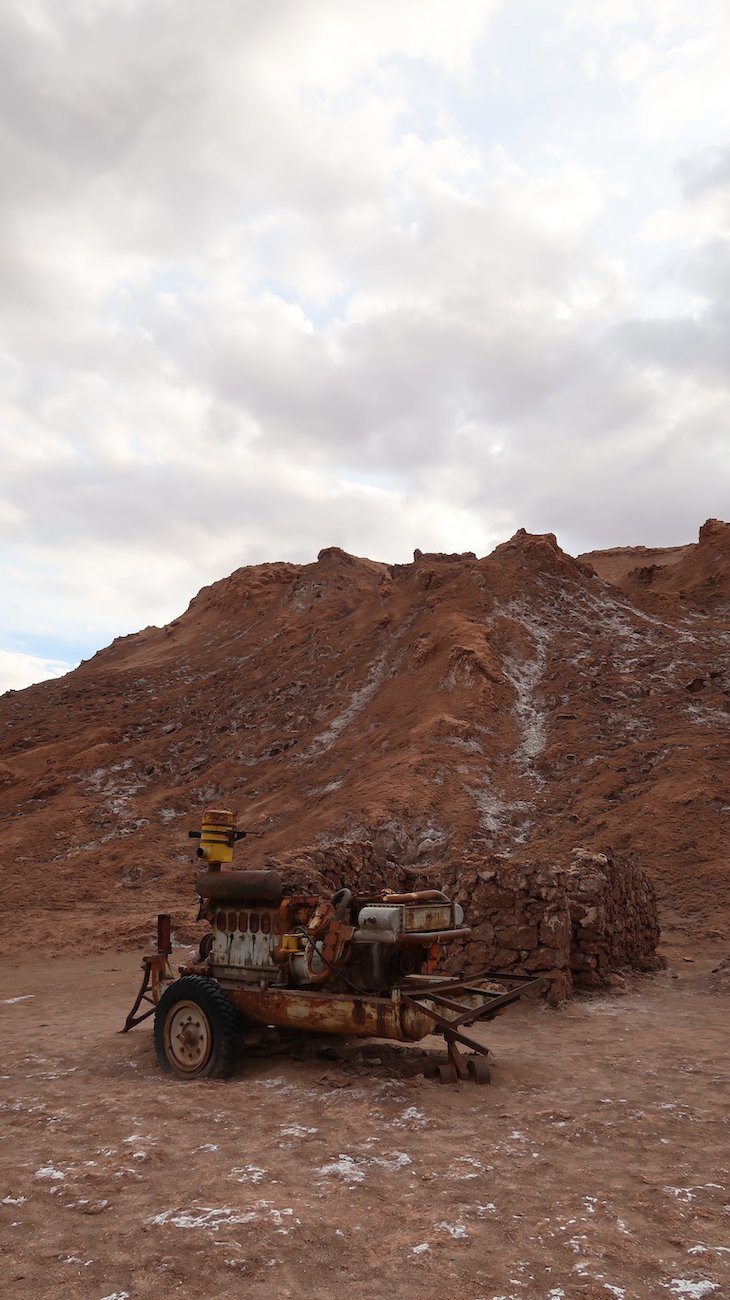 Vale da Lua - Valle de la Luna - Atacama - Chile © Viaje Comigo