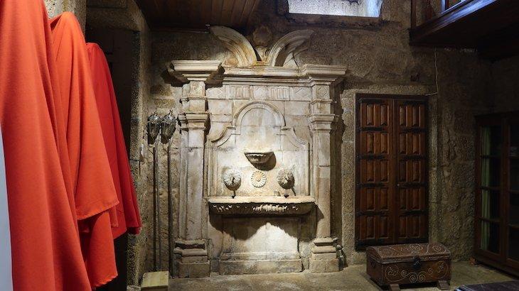 Sacristia da Igreja Matriz da Vila de Alpedrinha - Fundão - Portugal © Viaje Comigo