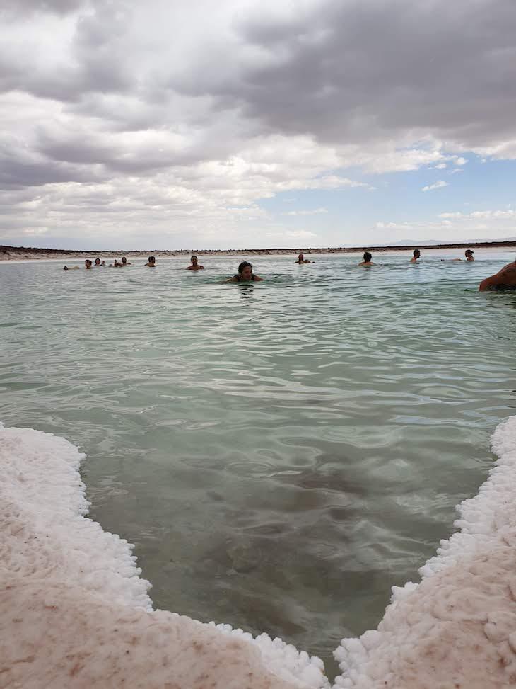 Lagunas Escondidas de Baltinache - Deserto do Atacama - Chile © Viaje Comigo