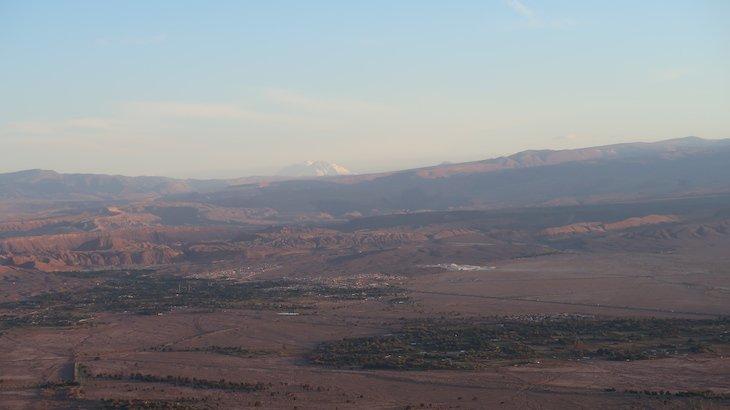 A ver San Pedro de Atacama - Passeio de Balão de Ar Quente - Deserto do Atacama - Chile © Viaje Comigo