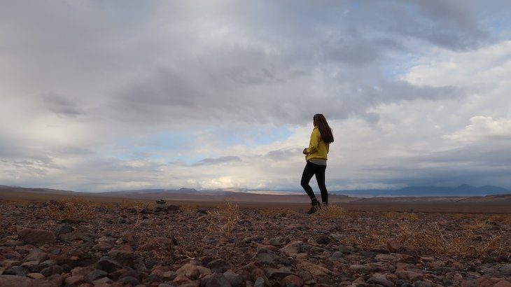 No Tour das Lagunas Escondidas de Baltinache - Deserto do Atacama - Chile © Viaje Comigo