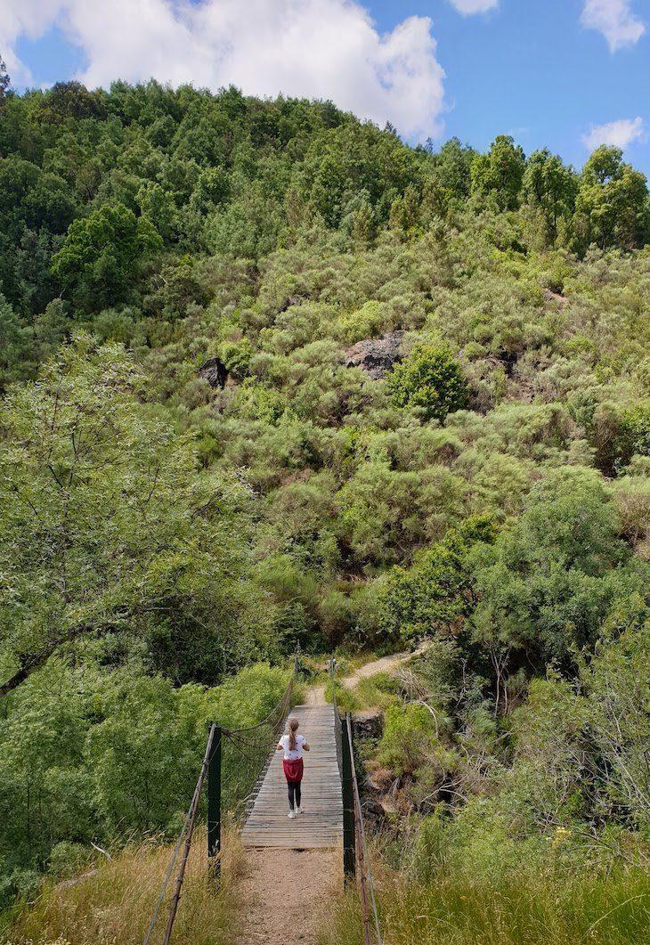 Ponte de Arame - Monteiros - Vila Pouca de Aguiar © Viaje Comigo