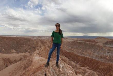 Vale da Lua - Atacama - Chile © Viaje Comigo