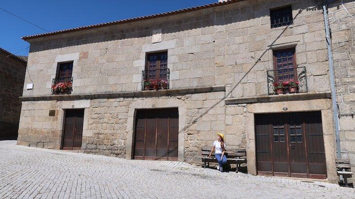 Susana Ribeiro - Casa do Cardeal - Vila de Alpedrinha - Fundão - Portugal © Viaje Comigo