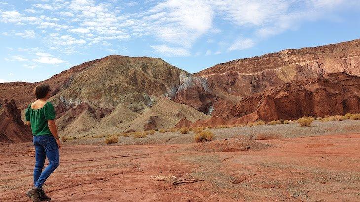 Vale do Arco Íris - Deserto no Atacama - Chile © Viaje Comigo