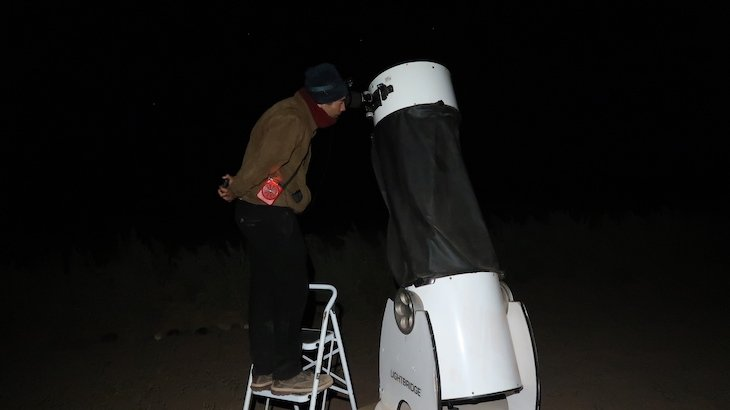 Tour Astronómico - Susana Ribeiro no Atacama - Chile