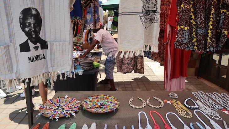 Artesanato no Soweto - Joanesburgo - África do Sul © Viaje Comigo