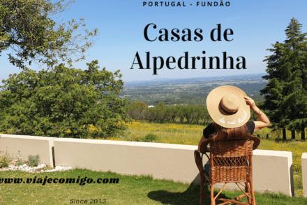 Casas de Alpedrinha, Fundão - Portugal© Viaje Comigo
