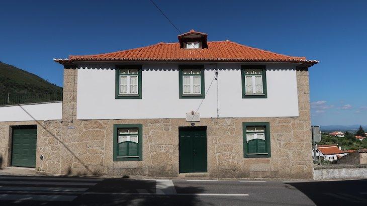 Casa do marceneiro real - da Vila de Alpedrinha - Fundão - Portugal © Viaje Comigo