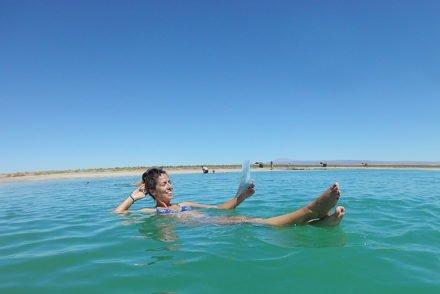 Laguna Piedras - Tour Laguna Cejar - Atacama - Chile © Viaje Comigo