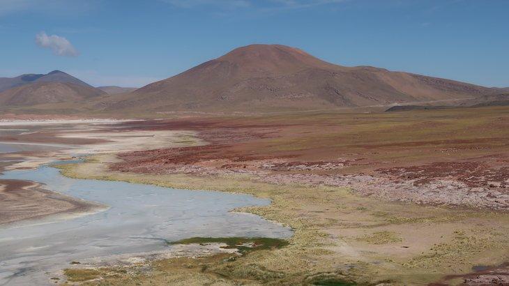 Piedras Rojas - Atacama - Chile © Viaje Comigo