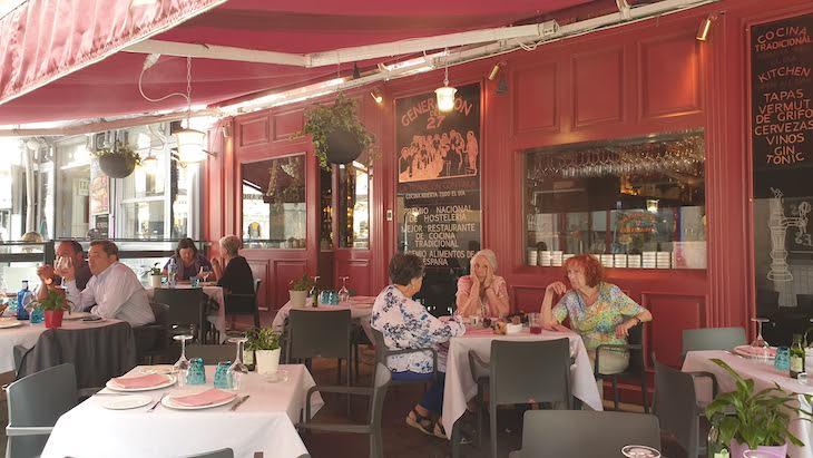 Restaurante Los Galayos - Madrid - Espanha © Viaje ComigoRestaurante Los Galayos - Madrid - Espanha © Viaje ComigoRestaurante Los Galayos - Madrid - Espanha © Viaje ComigoRestaurante Los Galayos - Madrid - Espanha © Viaje Comigo