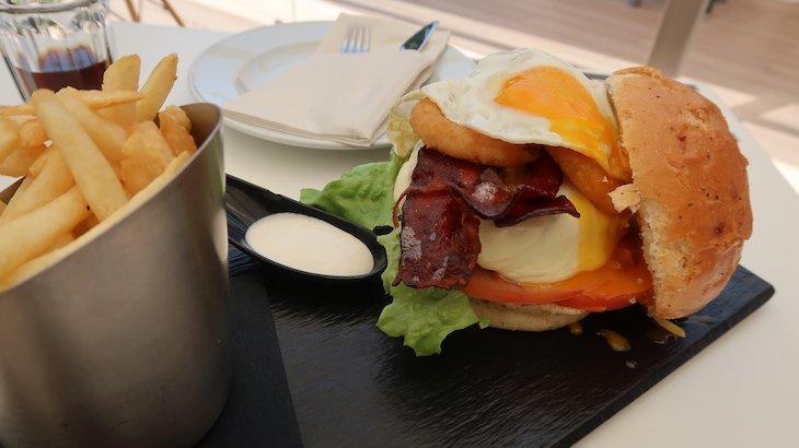 Almoço no Aqua Pedra dos Bicos Design Beach Hotel - Albufeira - Algarve - Portugal © Viaje Comigo