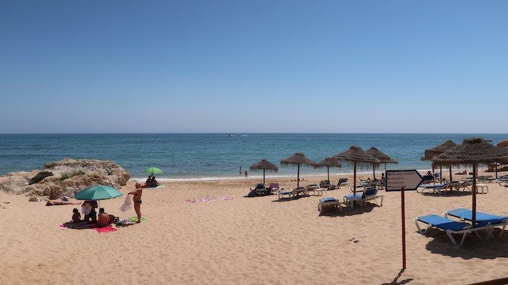 Praia da Oura Nascente - Aqua Pedra dos Bicos Design Beach Hotel - Albufeira - Algarve - Portugal © Viaje Comigo