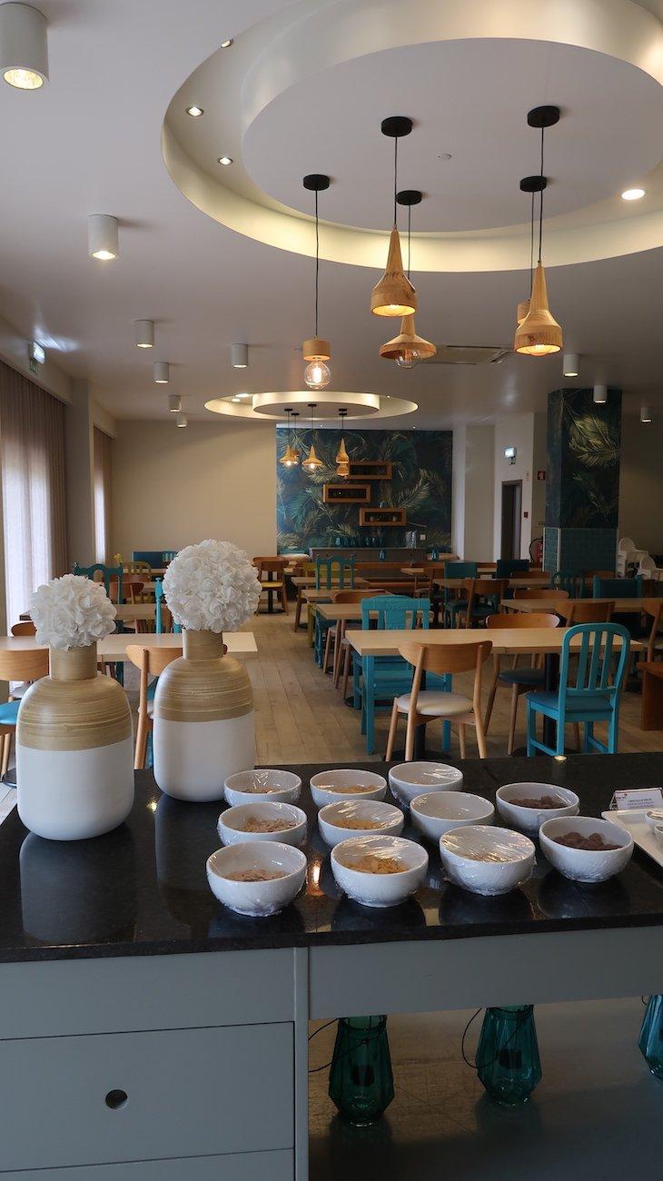 Pequeno-almoço do Hotel Star Inn Peniche - Portugal © Viaje Comigo