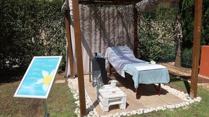 Spa Genki, Aqua Pedra dos Bicos Design Beach Hotel - Albufeira - Algarve - Portugal © Viaje Comigo