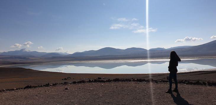 Laguna Tuyaito - Tour Piedras Rojas e Lagunas Altiplânicas - Atacama - Chile © Viaje Comigo