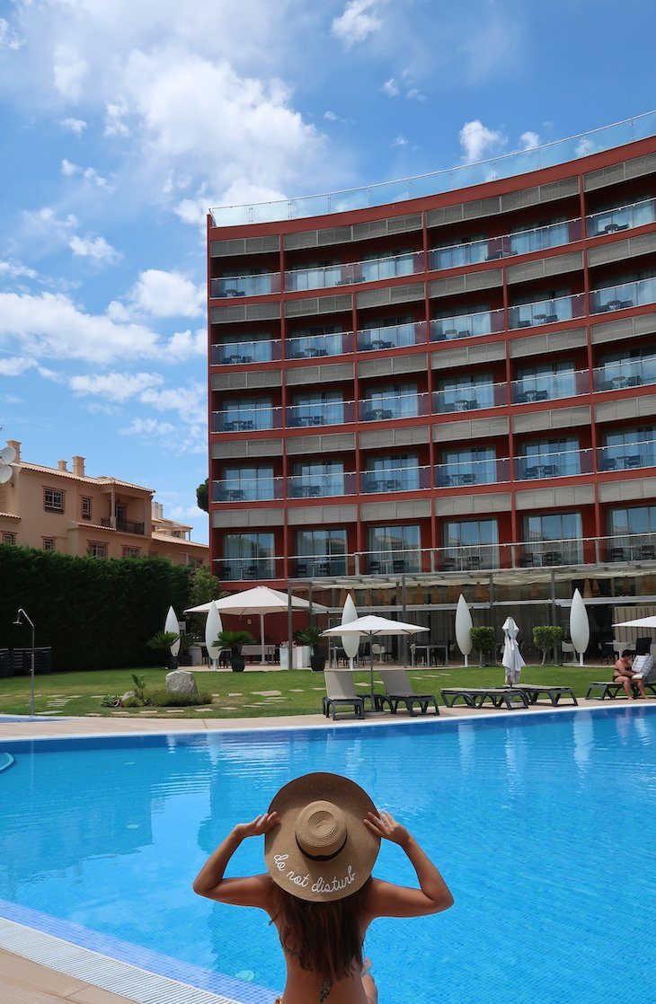 Aqua Pedra dos Bicos Design Beach Hotel - Albufeira - Algarve - Portugal © Viaje Comigo