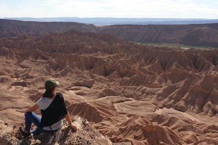 Quebrada de Chulacao - Atacama - Chile © Viaje Comigo
