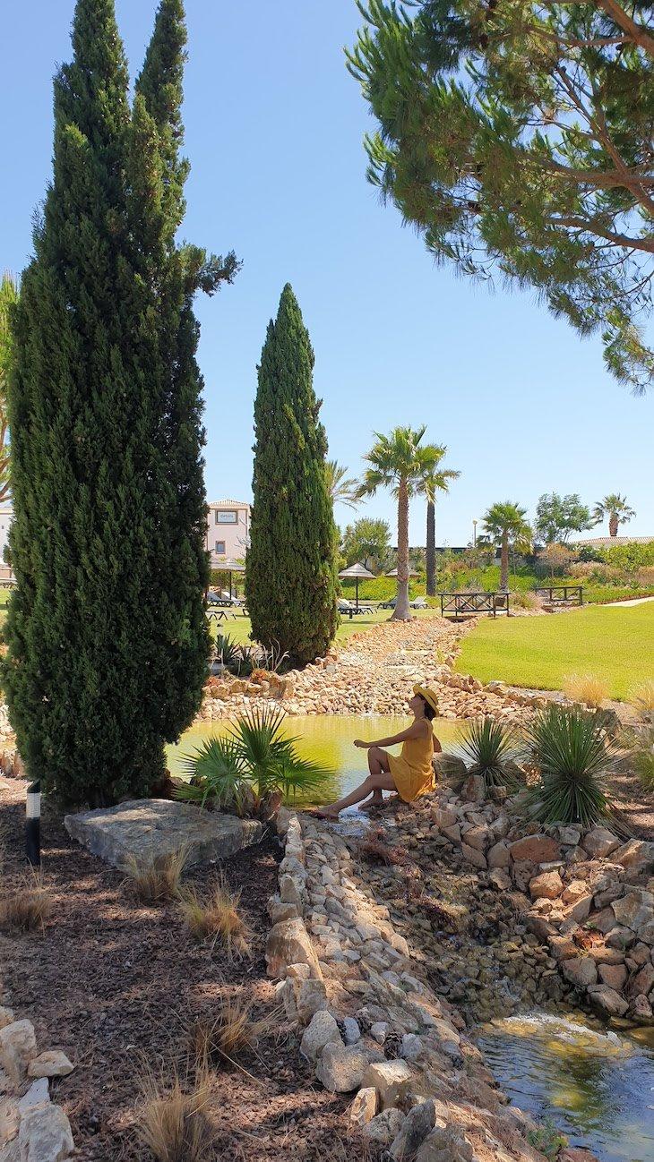No Vale d'el Rei Hotel & Villas - Carvoeiro - Algarve - Portugal © Viaje Comigo