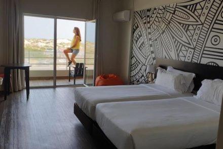 Hotel Star Inn Peniche - Portugal © Viaje Comigo