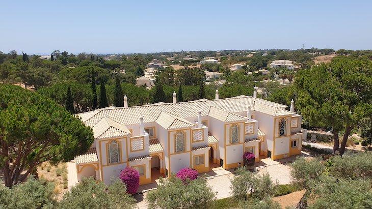 Vista do Vale d'el Rei Hotel & Villas - Carvoeiro - Algarve - Portugal © Viaje Comigo
