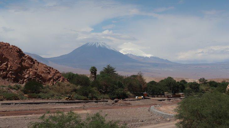 De bicicleta em Quebrada de Chulacao - Atacama - Chile © Viaje Comigo