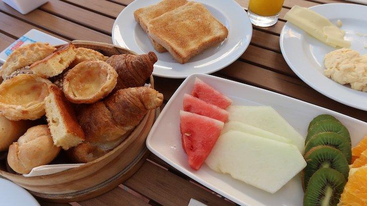 Pequeno-almoço no Vale d'el Rei Hotel & Villas - Carvoeiro - Algarve - Portugal © Viaje Comigo