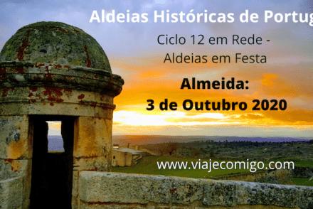 Almeida - Ciclo 12 em Rede - Aldeias em Festa 2020 © Viaje Comigo