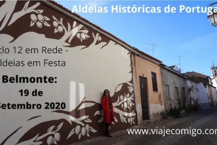 Belmonte - Ciclo 12 em Rede - Aldeias em Festa 2020 © Viaje Comigo