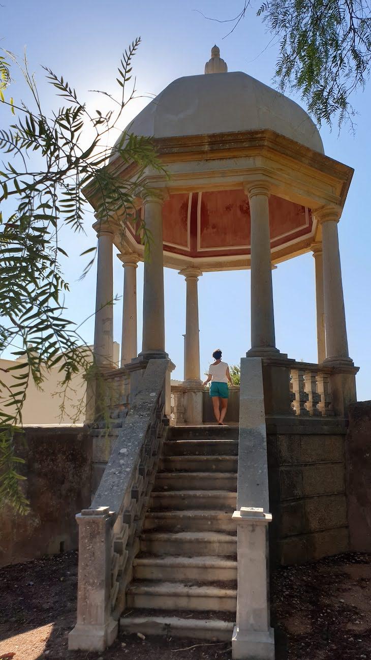 Pousada Palácio Estoi, Faro, Algarve © Viaje Comigo