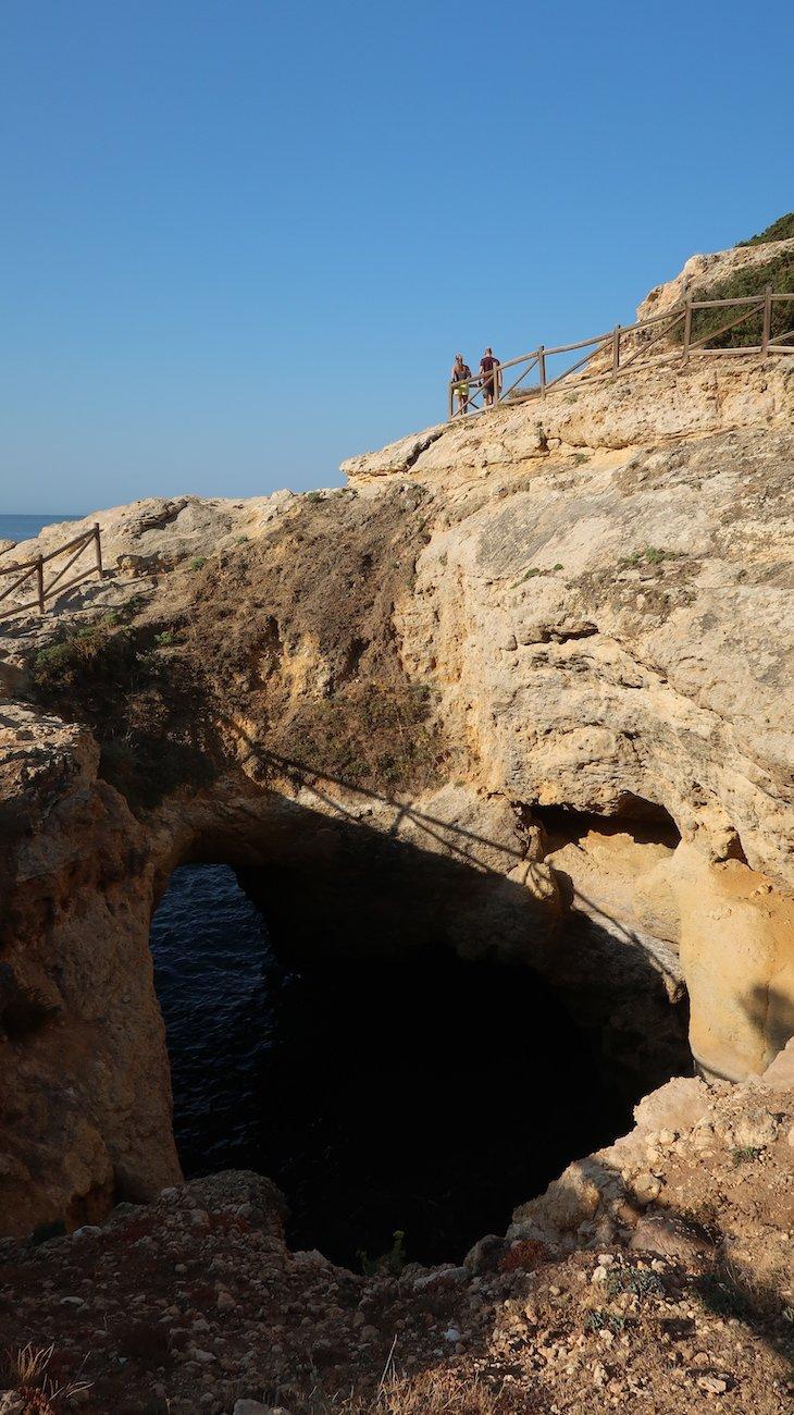 Percurso 7 Vales Suspensos - Algarve - Portugal © Viaje Comigo