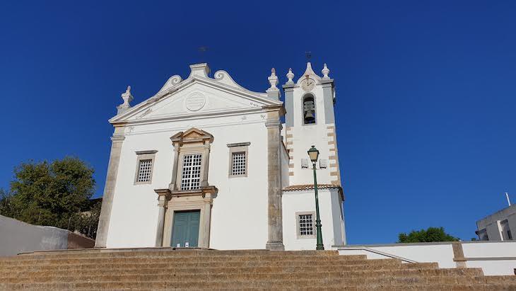 Igreja Matriz de Estoi - Faro - Algarve © Viaje Comigo