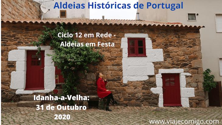 Idanha-a-Velha: Ciclo 12 em Rede - Aldeias em Festa 2020 © Viaje Comigo