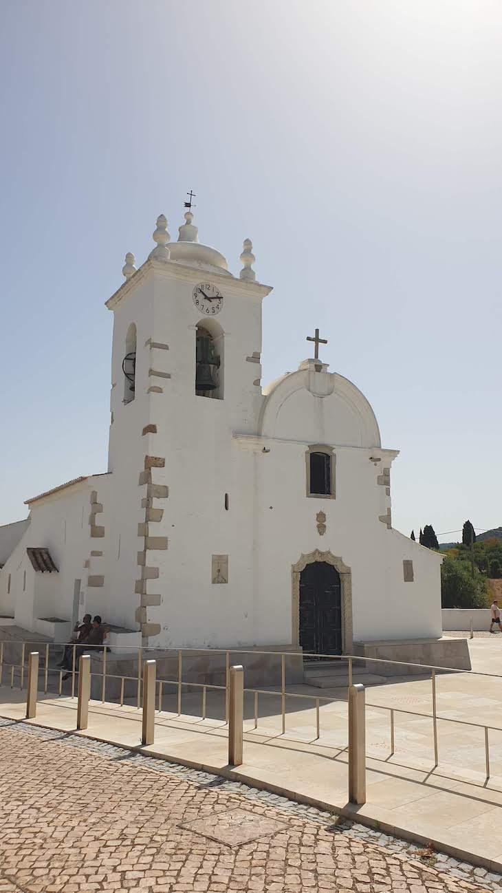 Igreja Matriz de Querença - Loulé - Algarve © Viaje Comigo